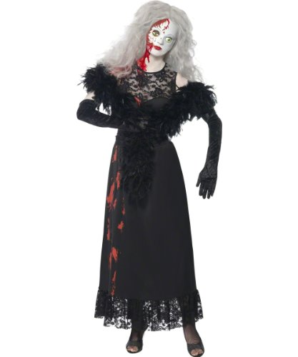 Smiffys Living Dead Dolls Hollywood Costume, Black, Small (Living Dead Dolls Little Red Riding Hood)