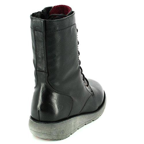 Feet Mid Walker Black Botas 2 Heavenly p1Sdaq1