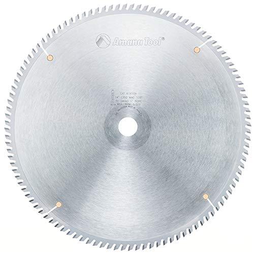 Disco Sierra AMANA 614109 Corte fino y corte transversal c