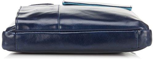Piquadro Body bag Blue Square CA1815B2 blu