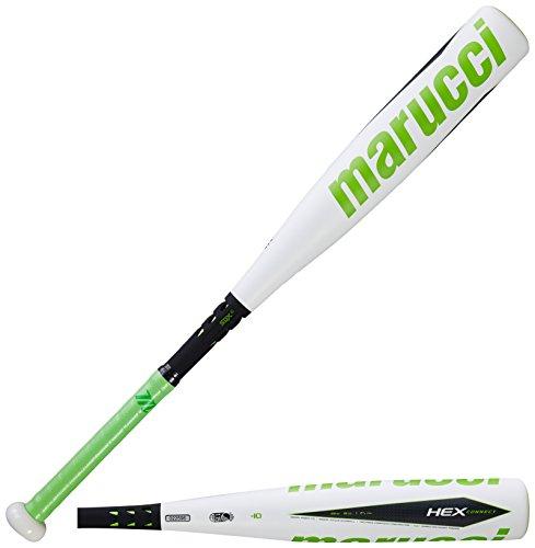 """Marucci HEX Connect 5/8"""" Diameter Barrel Baseball Bat, 28""""/1"""