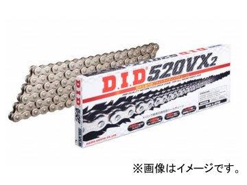 D.I.D VXシリーズ シールチェーン シルバー 96L 530VX ホンダ カワサキ CB350 フォア CB400 W1/W1SA/W3   B00EVRAPWQ