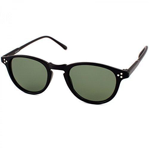 Polarizada gafas de sol para mujer POLARSENSOR Polarizird Aviator New Wayfahrer B534, color negro,