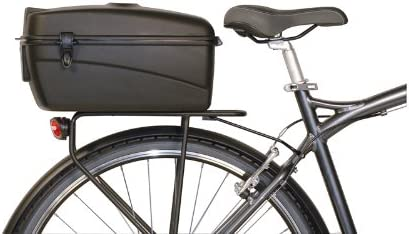 BIKE ORIGINAL - Caja de Equipaje para Bicicleta: Amazon.es ...