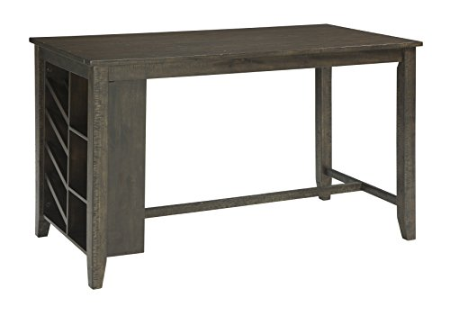 Signature Design by Ashley D397-32 Rokane Dining Tables, Brown