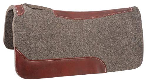 Tough 1 Wool Pad with Wear Leathers
