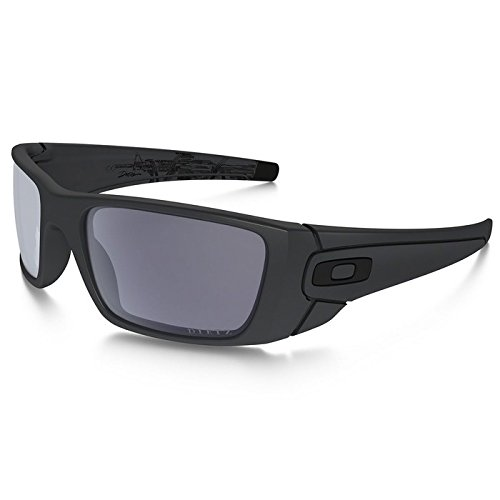 - Oakley SI Fuel Cell James Dietz, Dk Grey Frame/Grey Lens & Malestrom® Cap Bundle