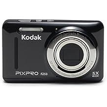 "Kodak PIXPRO Friendly Zoom FZ53 16 MP Digital Camera with 5X Optical Zoom and 2.7"" LCD Screen (Black)"