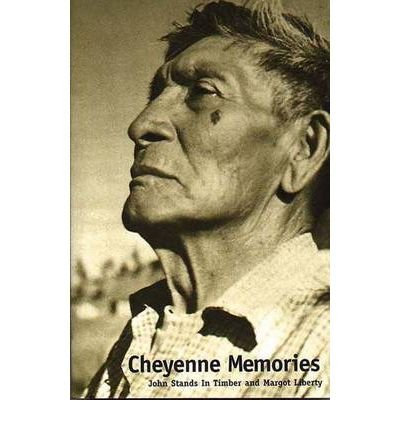 [ { CHEYENNE MEMORIES: SECOND EDITION } ] by Stands in Timber, John (AUTHOR) Jan-21-1998 [ Paperback ]