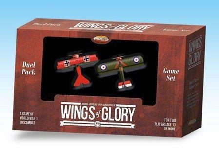 有名ブランド Wings of B01M7QWEWW Glory: - WWI Duel of Pack - Fokker Dr.I vs. Sopwith Camel [並行輸入品] B01M7QWEWW, メロウストア:ee2f1e6c --- arianechie.dominiotemporario.com