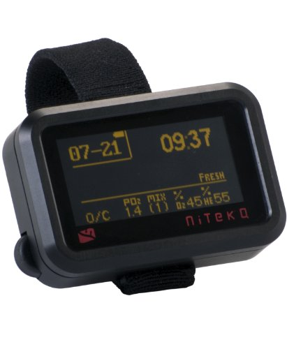 Dive Rite NiTek Q Advanced Nitrox/Trimix Dive Computer (V2) - Amazon