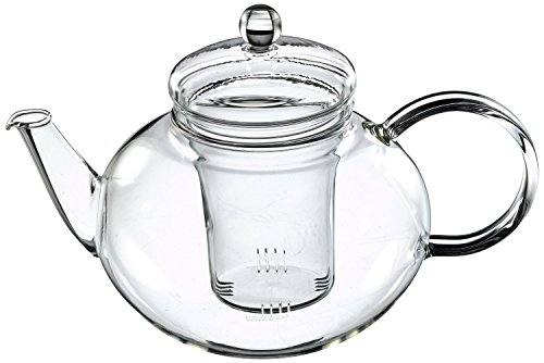Trendglas Jena Miko Tea Pot Classic Design with Glass Sieve 1.2 Litres