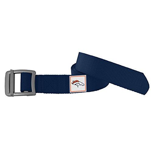 (NFL Denver Broncos Field Belt, Small/Medium)