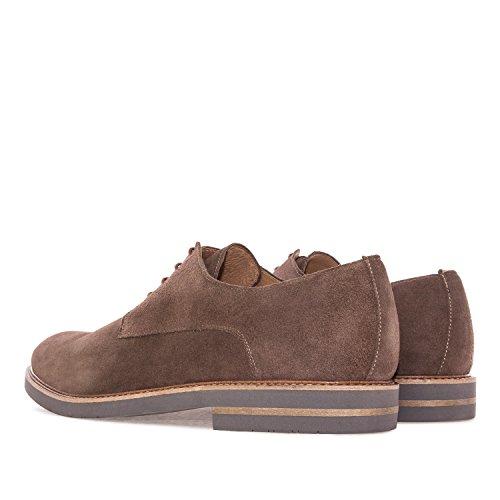 50 Caballero Zapatos la 47 Machado Andres la de Spain Piel Tallas y SerrajeCamel a Grandes Serraje 6188 Oxford IN Made Zgzxz1Cq