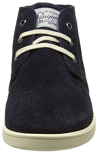 Original Penguins Herren Love Desert Boots blau (marineblau)