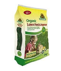 Neudorff Organic Lawn Feed & Improver 5kg - 613644