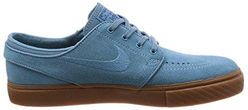 Nike Mens Zoom Stefan Janoski Skate Shoe Noise Aqua / Noise Aqua