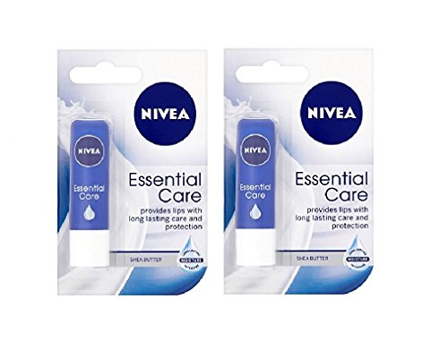 Nivea Lip Essential Care - 4