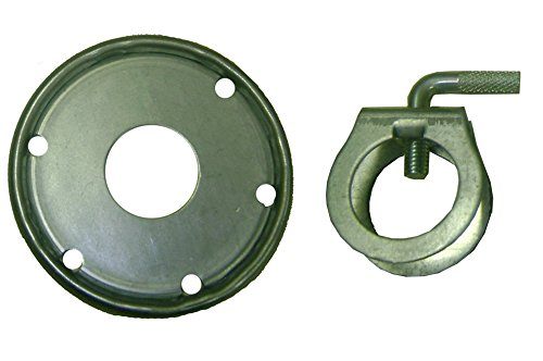 ROHN Guy Ring and Clamp Assembly for up to 1-1/4