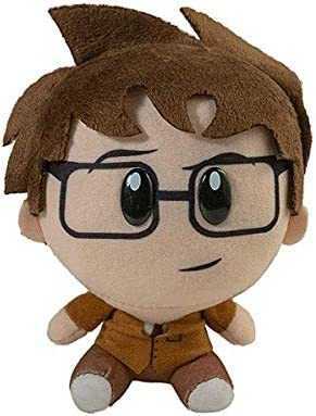 Doctor Who SuperBitz 4.5-Inch Plush 10th Doctor David Tennant