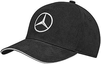 Mercedes-Benz - Gorra, Color Negro: Amazon.es: Coche y moto