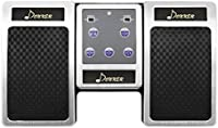 Donner Bluetooth Cambiador de Página Pedal de Música para iPad / Tableta Android / MAC / PC Color Negro