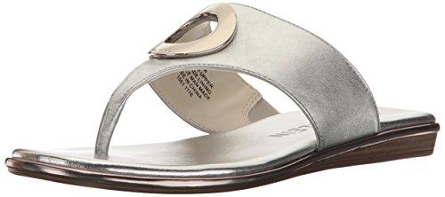 Anne klein thong sandals for women