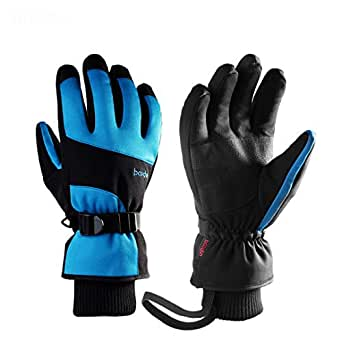 Amazon.com: JFDSYLHS Winter Snowboard Gloves Men Women
