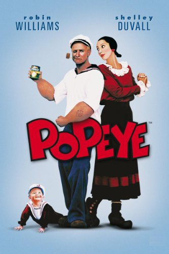 Robin Williams Peter Pan Costume (Popeye)