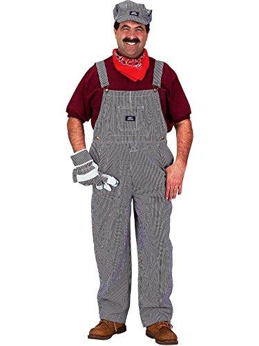 Aeromax Men's Train Engineer Suit