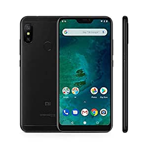 Xiaomi MI A2 Lite Dual 32GB (Version Global) Negro