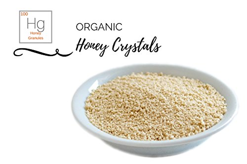 Honey Granules (Organic Herbs & Spices - Individual (Organic Honey Granules))