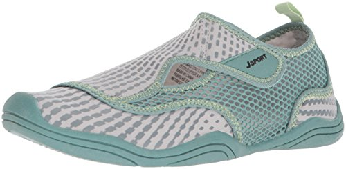 Jsport Från Jambu Womens Mermaid Alltför Vatten Redo Sport Sandal Grå / Kricka