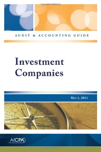 Investment Companies - AICPA Audit and Accounting Guide (Unit Investment Trust compare prices)