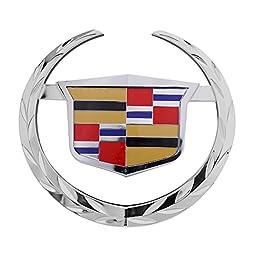 Bully CR-141 Chrome Cadillac Escalade Logo Hitch Cover
