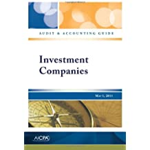 Investment Companies - AICPA Audit and Accounting Guide