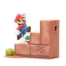 New Super Mario Bros WII 1Up Turtle Tip Mini Sound Figure