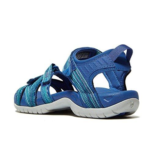 Blue Tirra Women's Da Sandaloii Teva Ss18 Passeggio nZqgY8dwO
