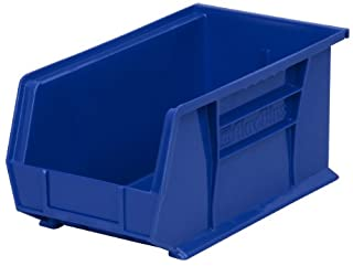 Akro-Mils 30234 Plastic Storage Stacking Hanging Akro Bin, 15-Inch by 5-Inch by 5-Inch, Blue, 12-Pack (B000Z58BQU) | Amazon price tracker / tracking, Amazon price history charts, Amazon price watches, Amazon price drop alerts