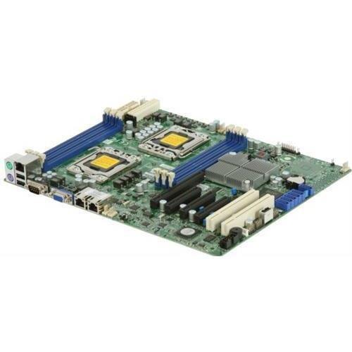 Supermicro X8DTL-iF Dual LGA1366 Xeon/ Intel 5500/ DDR3/ V&2GbE/ ATX Server Motherboard Retail ()