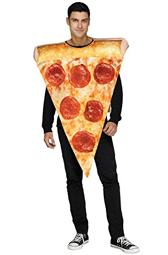 Fun World Pizza Slice Adult Costume One-Size ()
