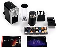 Nespresso EN270.SAE Cafetera, 1150-1260 W, capacidad 0,8 l ...