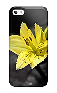 Hot 8410030K91285266 Iphone 5/5s Case, Premium Protective Case With Awesome Look - Yellow