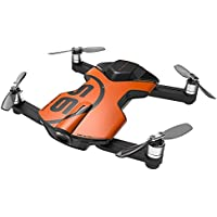 Wingsland S6 Pocket RC Quadcopter FPV Selfie Drone 4K HD Camera 3-Axis Gimbal Phone Control Foldable RTF Helicopter