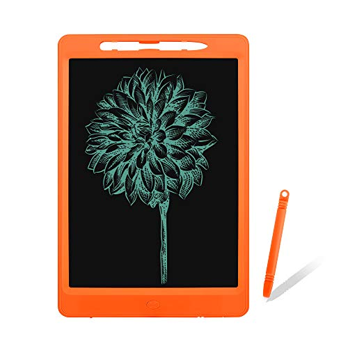 Pansonite LCD Writing Tablet, 11.5 in Electronic Writing & Drawing Board Doodle Board for Kids & Adults, Handwriting Paper Doodle Pad with Smart Stylus & Memory Lock for Home, School and Office