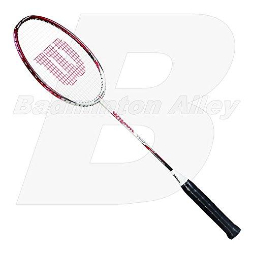Wilson Ti Smash Badminton Racquet