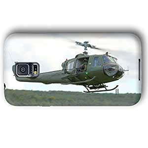 US Army Huey Helictoper Bell UH-1 Samsung Galaxy S5 Slim Phone Case by lolosakes