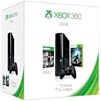 Microsoft Xbox 360 250GB Holiday Bundle