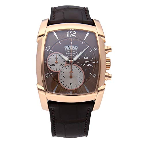 Parmigiani Fleurier Kalpagraphe Mechanical (Automatic) Brown Dial Mens Watch PFC128-1001200-HA1241 (Certified Pre-Owned)