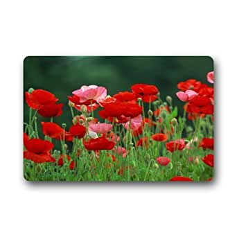 High Quality and New Fashion Poppy Doormat